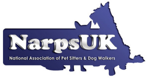 Narps registered Chesterfield Dog Walker and Pet Sitter